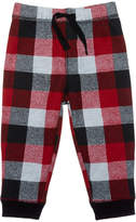 First Impressions Pull-On Plaid Jogger Pants, Baby Boys (0-24 months), Created for Macy's