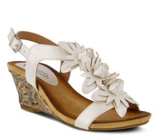 Spring Step Patrizia By Cutiquin Wedge Sandal