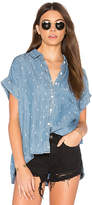 Rails Whitney Button Up in Blue. - size L (also in )