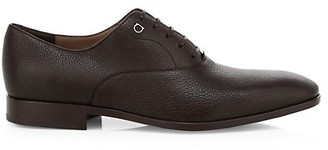 Salvatore Ferragamo Toulouse Leather Oxfords