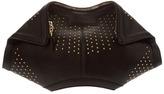 Alexander McQueen De Manta Clutch (Glory Studs) (Black) - Bags and Luggage