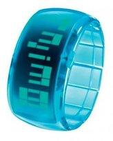 o.d.m. Women's DD101-7 Pixel Series Aqua Watch
