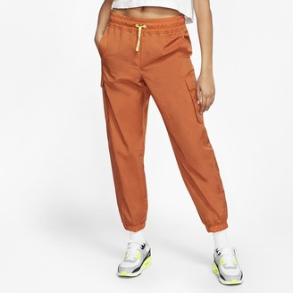 Nike Women's Woven Pants Sportswear Icon Clash