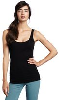 Michael Stars Women's Ribbed Supima Modal Tank