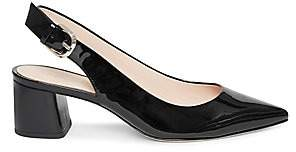 Kate Spade Women's Mika Patent Leather Slingback Pumps
