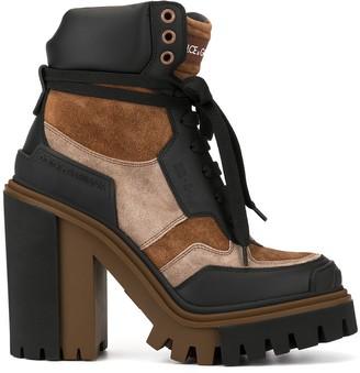 Dolce & Gabbana Trekking boots