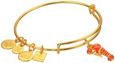 Alex and Ani Charity By Design Lobster Bangle