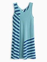 Splendid Girl Directional Stripe Dress