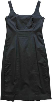 Seventy Black Cotton Dresses