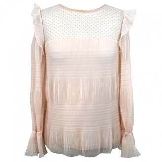 Maje Pink Top for Women