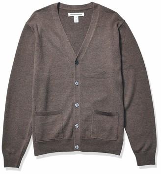 Amazon Essentials Cotton Cardigan Sweater