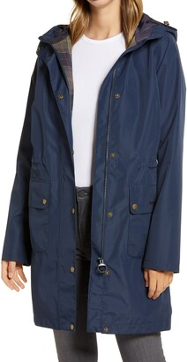 Barbour Shaw Hooded Raincoat