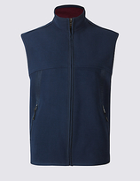 Blue Harbour Textured Zipped Through Gilet