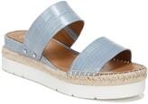 Franco Sarto Cappy Wedge Slide Sandal