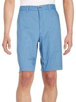 Callaway Plaid Shorts