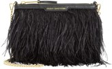 Juicy Couture Luxe Party Feather Crossbody