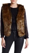 Raga Bearclaw Faux Fur Vest