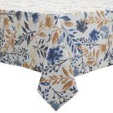 """Sur La Table Floral Vine Tablecloth, 69"""" x 69"""""""
