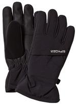 Spyder Black Astrid Ski Gloves