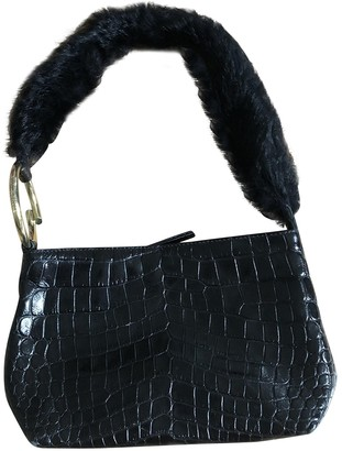Elizabeth and James \N Black Leather Handbags