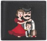 Dolce & Gabbana cowboy family patch wallet