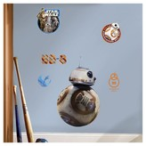BuySeasons Star Wars 7 The Force Awakens BB-8 Giant Wall Decal