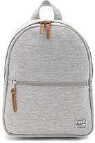 Herschel Town Backpack in Gray.