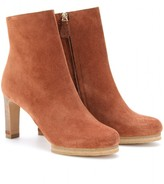 Chloé SUEDE ANKLE BOOTS