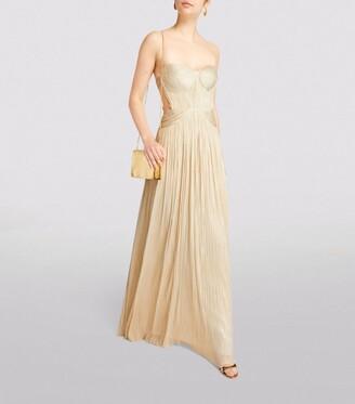 Maria Lucia Hohan Silk Kamina Gown