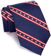 Alara Silk Liberty Stars & Stripes Tie