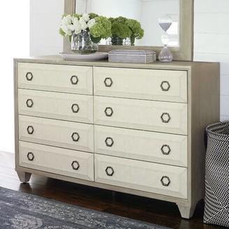 Bernhardt Santa Barbara 8 Drawer Double Dresser