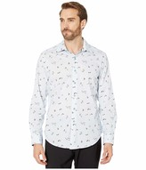 Robert Graham Mens Hawkesworth L//S Woven Shirt