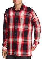 True Religion Long Sleeve Plaid Pocket Shirt