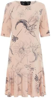 Les 100 Ciels Gina Printed Dress