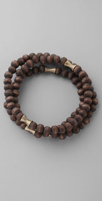 Elizabeth and James Beaded Bracelet / Necklace