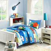 Bed Bath & Beyond Mizone Kids Totally Transit Reversible Comforter Set