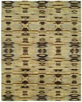 Natori Dynasty- Ethnic Ikat Light Tones Rug