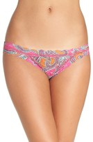 Hanky Panky 'Pretty n' Paisley' Brazilian Bikini