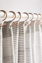 Urban Outfitters Copper Shower Curtain Hooks Set