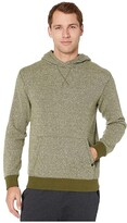 Threads 4 Thought Brushed Knit Pullover Hoodie (Ranger Green) Men's Clothing