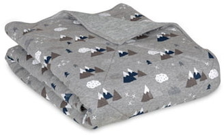 Living Textiles Peaks Quilted Comforter
