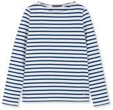Petit Bateau Unisex womens sailor shirt