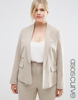 Asos Premium Tailored Clean Blazer