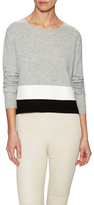 Veda Cashmere Colorblocked Sweater