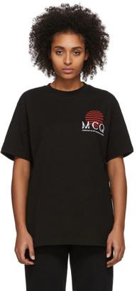 McQ Black Sun T-Shirt