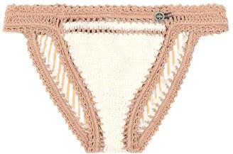 She Made Me Sana crocheted bikini bottoms