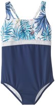 Roxy Girls' Blingbling Surf One Piece Swimsuit (716) - 8164765