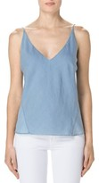 J Brand Women's Lucy Chambray Camisole