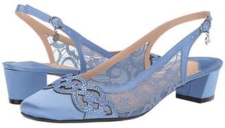 J. Renee Faleece (Baby Blue) Women's Shoes