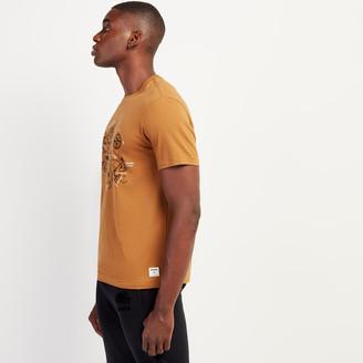 Roots Mens Pen Map T-shirt